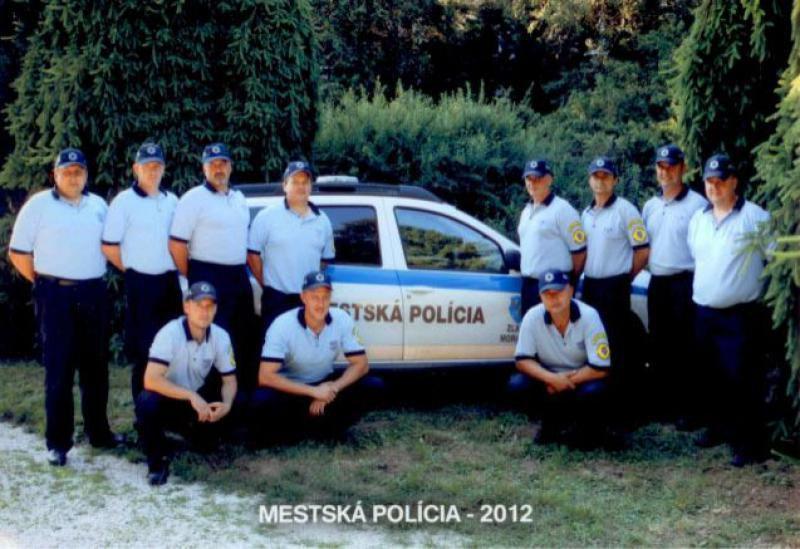 Mestská polícia mesta Zlaté Moravce